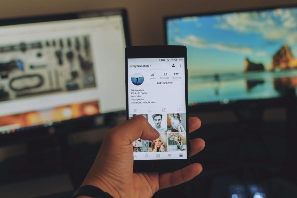 Como criar uma biografia para Instagram de sucesso